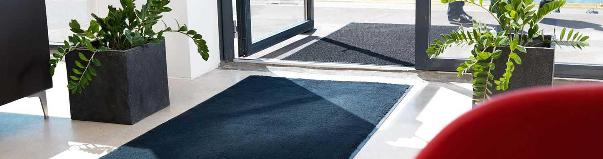 грязезащитные покрытия на входе